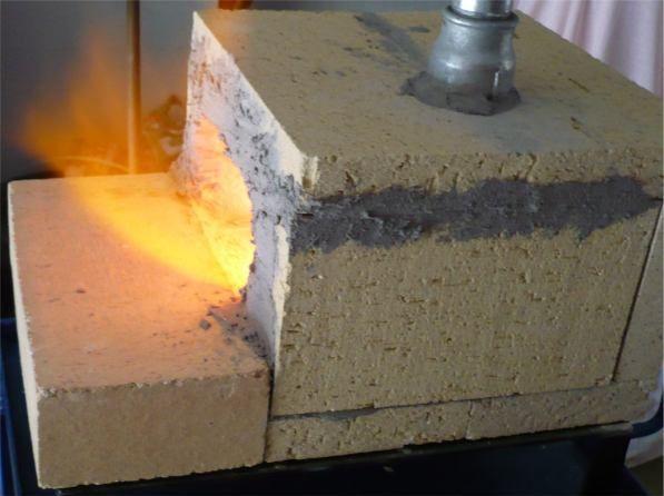 DIY: Wie man eine Gasesse 2 baut (aus Schamottesteinen)   – Tools – #aus #baut #… – Tätowierung rezept