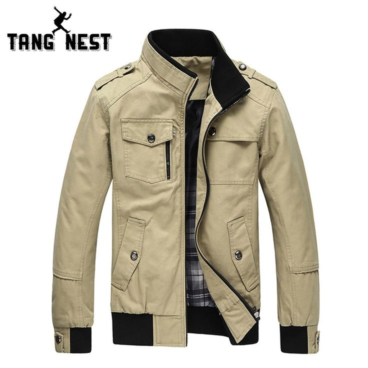 TANGNEST Jaqueta Masculina 2017 Men's New Casual Jacket Multi-pocket Mandarin Collar Men Coat Comfortable Mens Jackets MWJ1771     Tag a friend who would love this!     FREE Shipping Worldwide     Get it here ---> https://onesourcetrendz.com/shop/all-categories/mens-clothing/mens-jacket/tangnest-jaqueta-masculina-2017-mens-new-casual-jacket-multi-pocket-mandarin-collar-men-coat-comfortable-mens-jackets-mwj1771/
