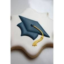 Resultado de imagen para how to make graduation day cookies