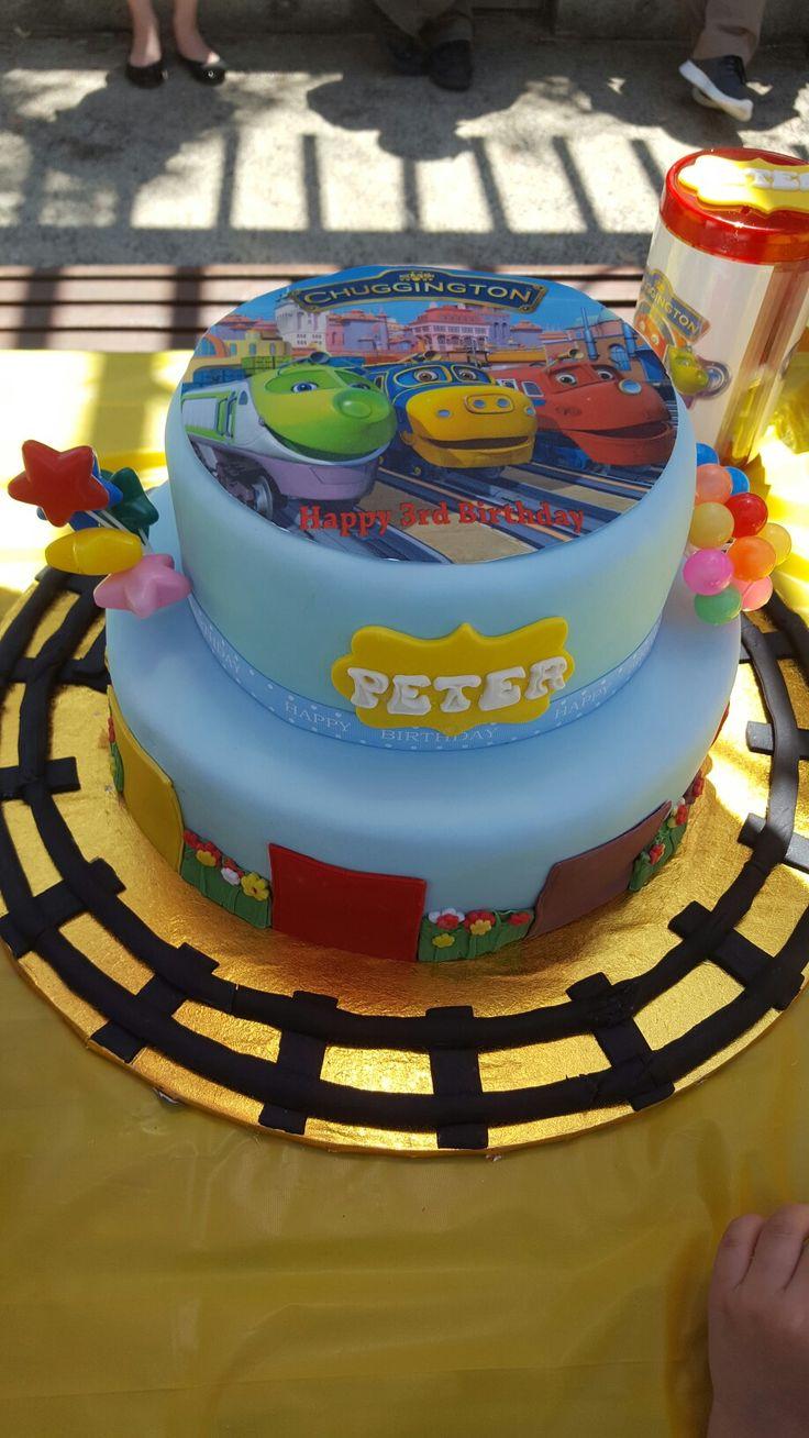 Chugington cake
