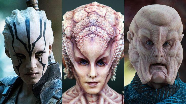 Oscar nominees Joel Harlow and Richard Alonzo take us behind the scenes of the latest Star Trek movie.