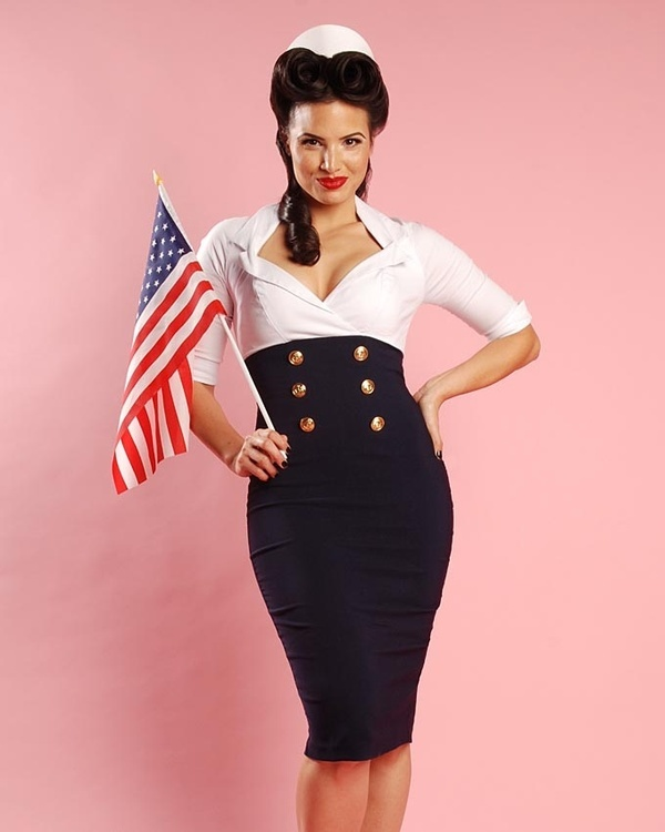 82 Best Images About Pin Up On Pinterest Pants Polka Dots And Dita Von Teese