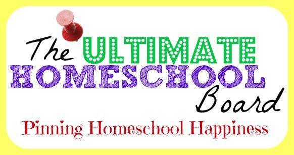 The ULTIMATE Homeschool Pinterest Party! | Free Homeschool Deals ©