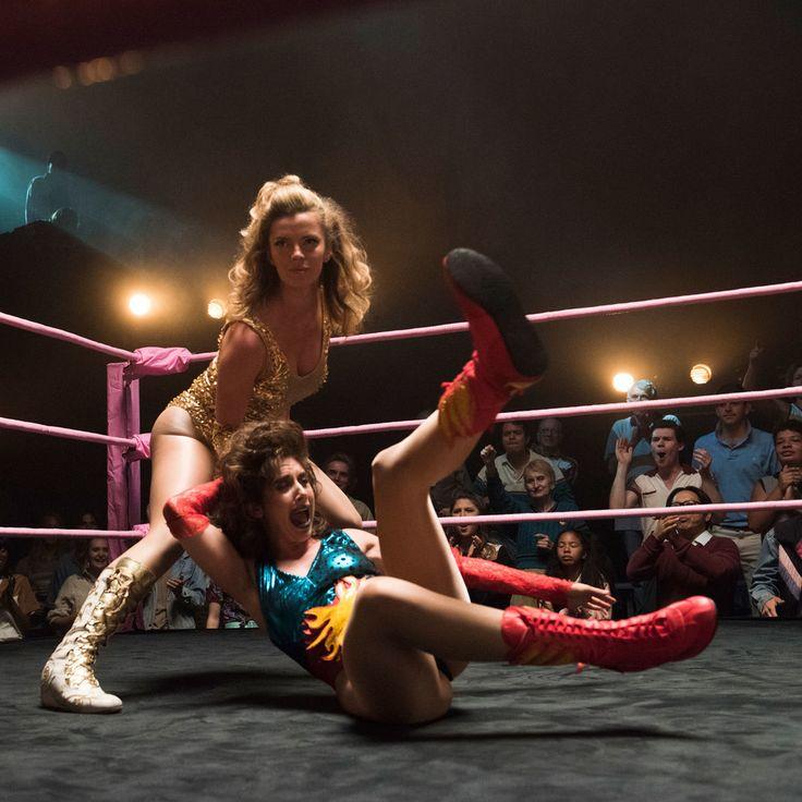 new wrestling movies on netflix