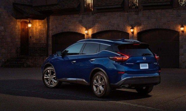 2020 Nissan Murano Changes Hybrid Platinum Nissan Murano Nissan City Vehicles