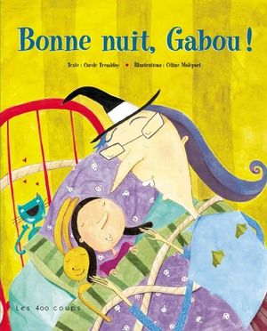 Couverture du livre Bonne nuit, Gabou!