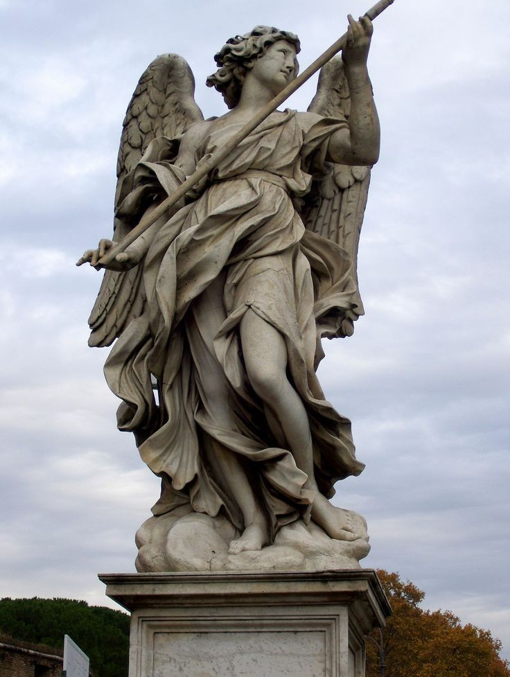 Image detail for -chose bernini based around one of his inspiring angel sculptures