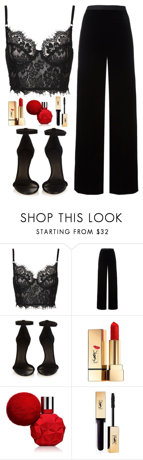 """And he calls me moonlight too"" by meli3108 ❤ liked on Polyvore featuring T By Alexander Wang, Isabel Marant and Yves Saint Laurent"