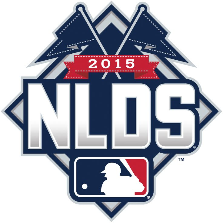 NLDS Primary Logo (2015) 2015 National League Division