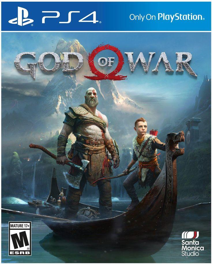 God of war playstation 4 gamestop in 2020 god of war