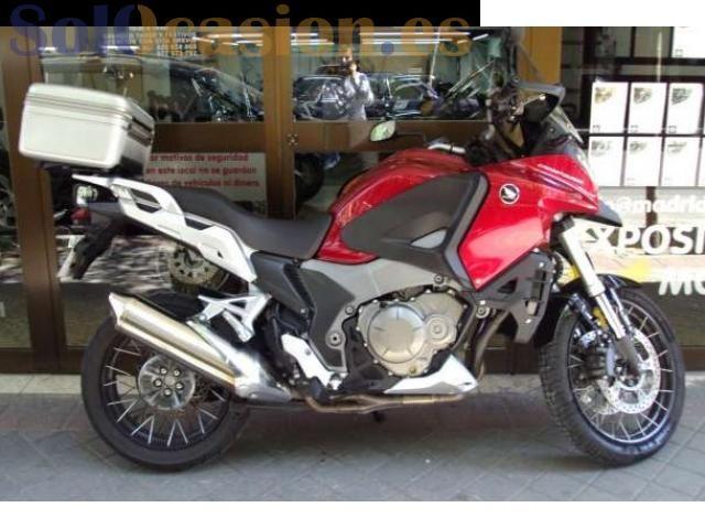 HONDA - CROSSTOURER 1200 ABS por 10.990€ #HONDACROSSTOURER 1200 ABS por 10.990€ #segundamano #motos http://solocasion.es #madrid http://owl.li/Rf88O