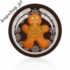 BODY SHOP_masło IMBIR__butter GINGER         PROMO