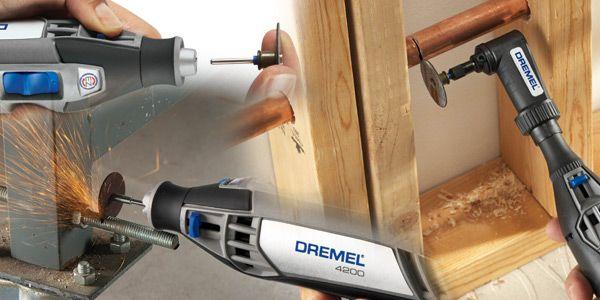 Dremel 4200 with EZ Change | Toolmonger
