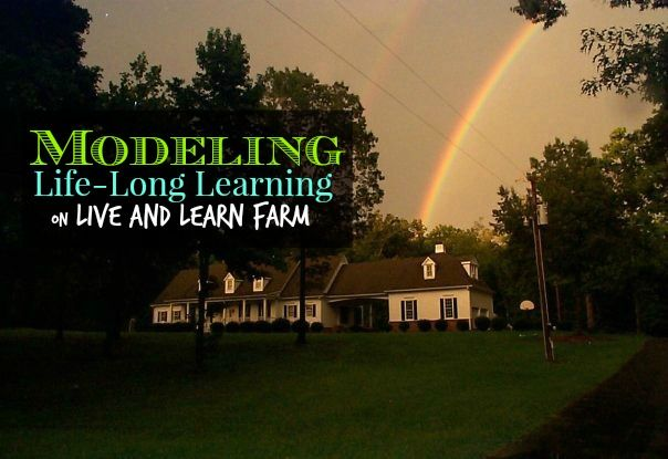 Modeling Life-long Learning | Live and Learn Farm