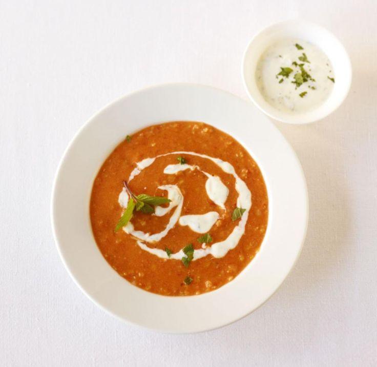 Rezept: Linsen-Kokos-Suppe