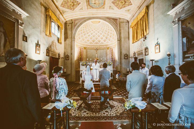Chiesa San Lorenzo al Prato, Sesto Fiorentino, Florence #wedding #church #Firenze #matrimonio #chiesa #yellow #giallo #olaszorszag #eskuvo #tuscany #toscana photo janoskummer