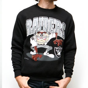 Oakland Raider's NFL Sweatshirt