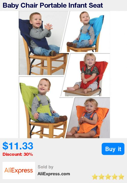 Baby Chair Portable Infant Seat Product Dining Lunch Chair / Seat Safety Belt Feeding High Chair Harness Baby Carrier * Pub Date: 21:51 Apr 13 2017