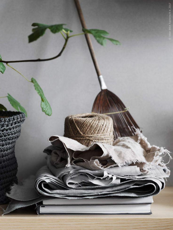 STIL Inspiration – IKEA Aina linen