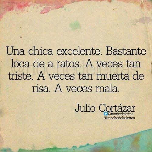 Aveces...Julio Cortazar