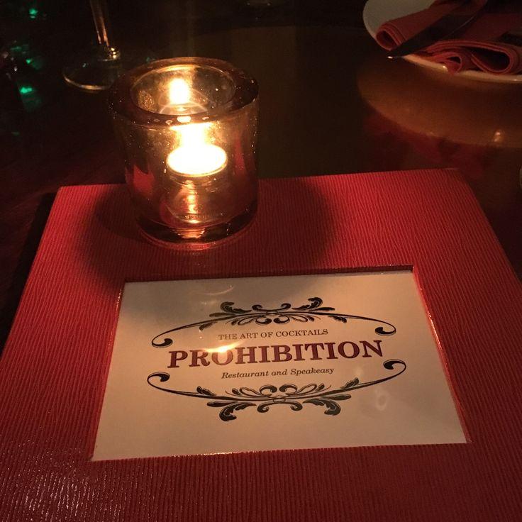 Prohibition Lounge and Speakeasy (Florida Travel , Discover Florida, South Florida, Miami)