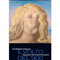 Il volto del '900. Da Matisse a Bacon  Dal Musée National d'Art Moderne - Centre Pompidou di Parigi   Ottanta straordinari ritratti e autoritratti, capolavori assoluti di artisti celebri come Matisse, Bonnard, Modigliani e tanti altri. Palazzo Reale Milano
