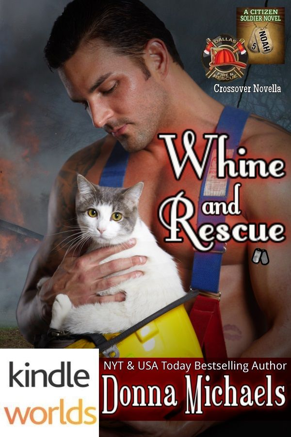https://www.amazon.com/dp/B01MA3732S Cats & sirens &  hot firefighters...oh my...