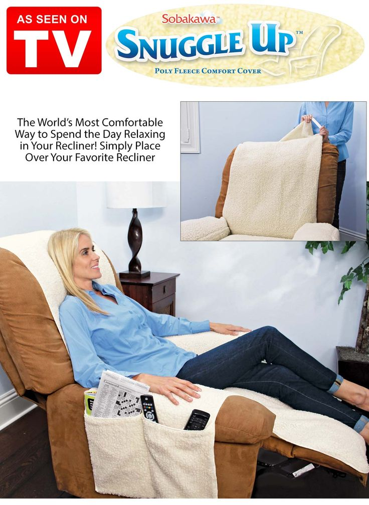Turn Your Recliner Into A Haven Of Comfort With Ultra Soft
