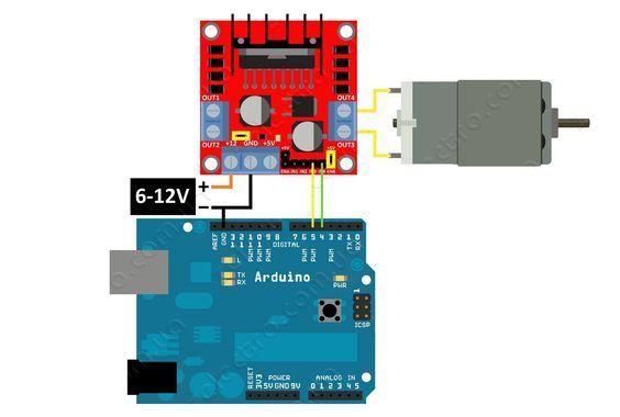 El siguiente tutorial esta basado en el Driver dual para motores (Full-Bridge) – L298N, ofrecido por ELECTRONILAB.CO. Puedes adquirir este módulo en nuestra tienda.
