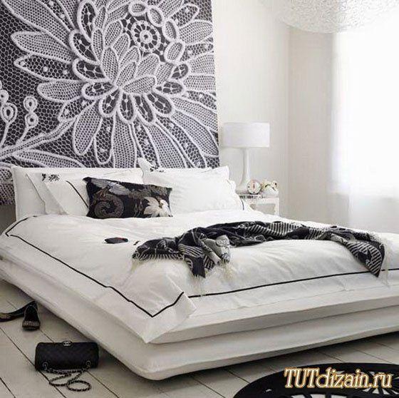 Идеи декора изголовья кровати