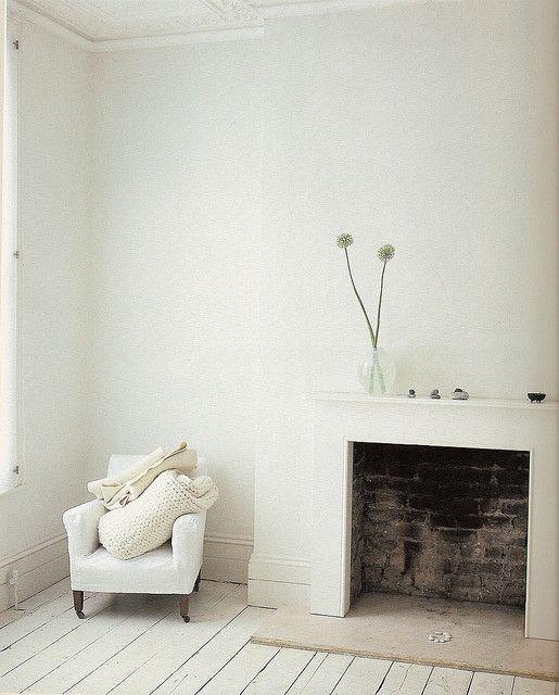 whitewash floors