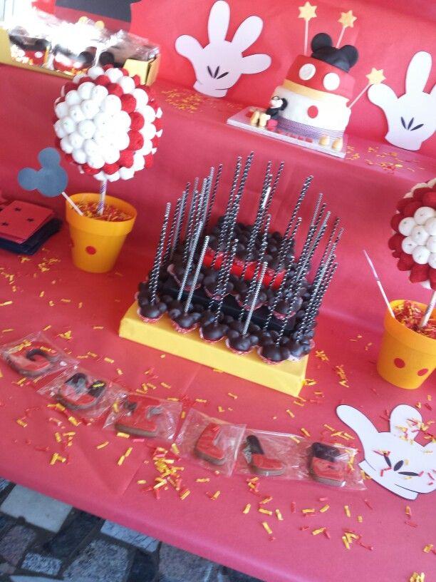 Mesa dulce cumplea os decoracion fiesta infantil pops - Mesa dulce infantil ...