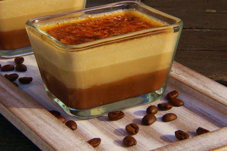 V kuchyni vždy otevřeno ...:  Kávovo - čokoládové créme bruléeNa přípravu bud...