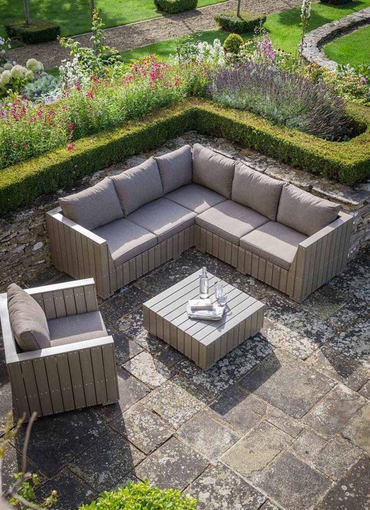 Bosham Corner Sofa Set from Garden Trading #springoutdoorsdm