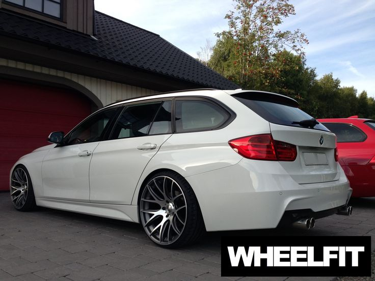 F31 - 20 inch | BMW F31 Wagon | Pinterest
