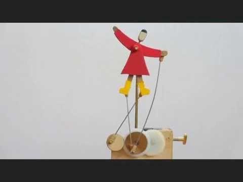 AUTOMATA DANCING WITH MUSIC BOX(ダンス オルゴール)