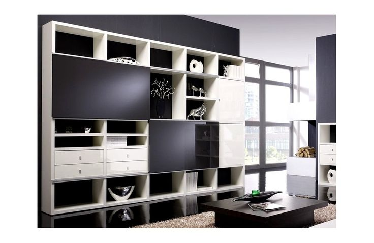 biblioth que design moderne biblioth que. Black Bedroom Furniture Sets. Home Design Ideas