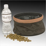 Mud river collapsible dog bowl.  Need 2