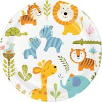 Happy Jungle Baby Shower Party Supplies - Party City