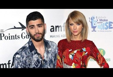 Taylor Swift and Zayn Malik release acoustic versions of their hit track