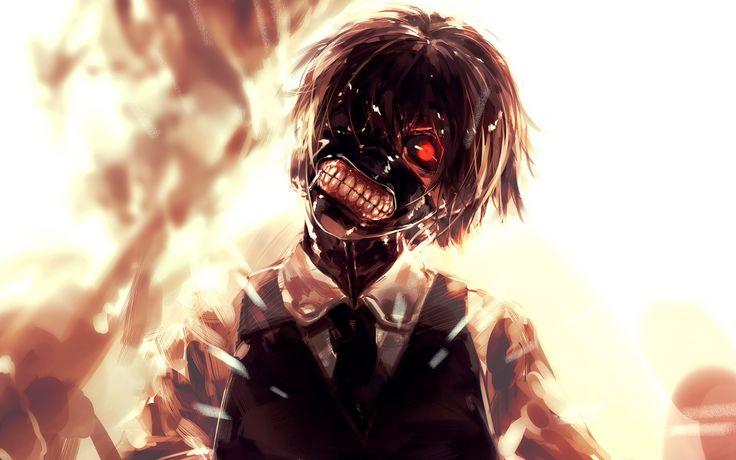 Anime 3840x2400 anime Tokyo Ghoul