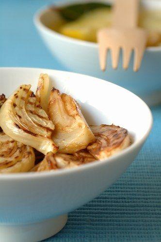 Fenouil rôti au four : recette de fenouil rôti - Recettes légères : sélection de recette light, légère et facile - aufeminin