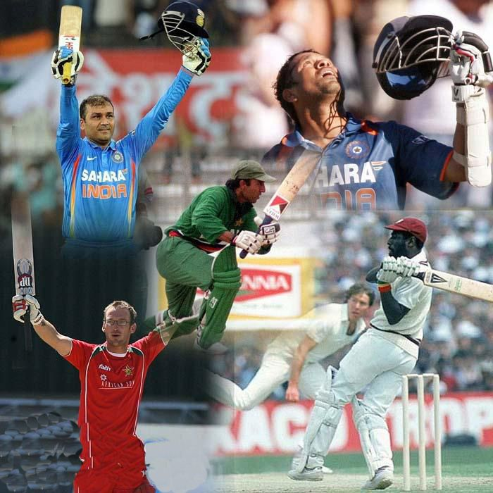 Top Ten Batsmen With Most ODI Runs In World Cricket