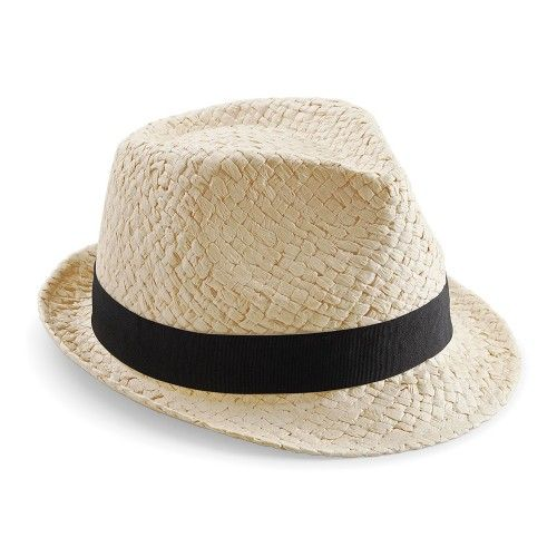 Summer Hats Ranging from Beechfield to Trilby Hat Products. Next Day Delivery Available.