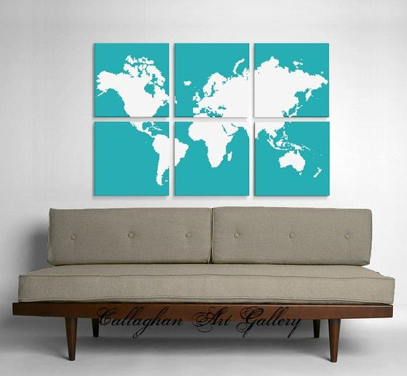 turq map : Colors Options, Colors Deep, Living Room, Maps Paintings, 20 Colors, Paintings Maps