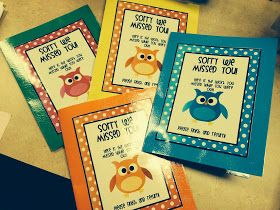 Trendy Tales of a Teacher: Absent Student Folders