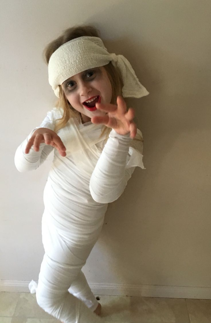 Mummy Costume                                                                                                                                                     More