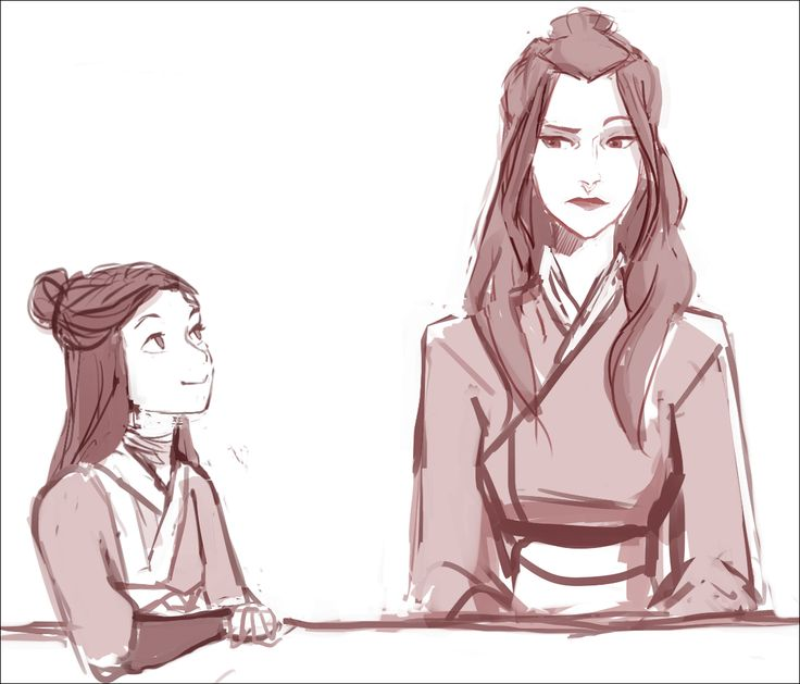 Avatar: The Legend of Aang - Azula and Honora