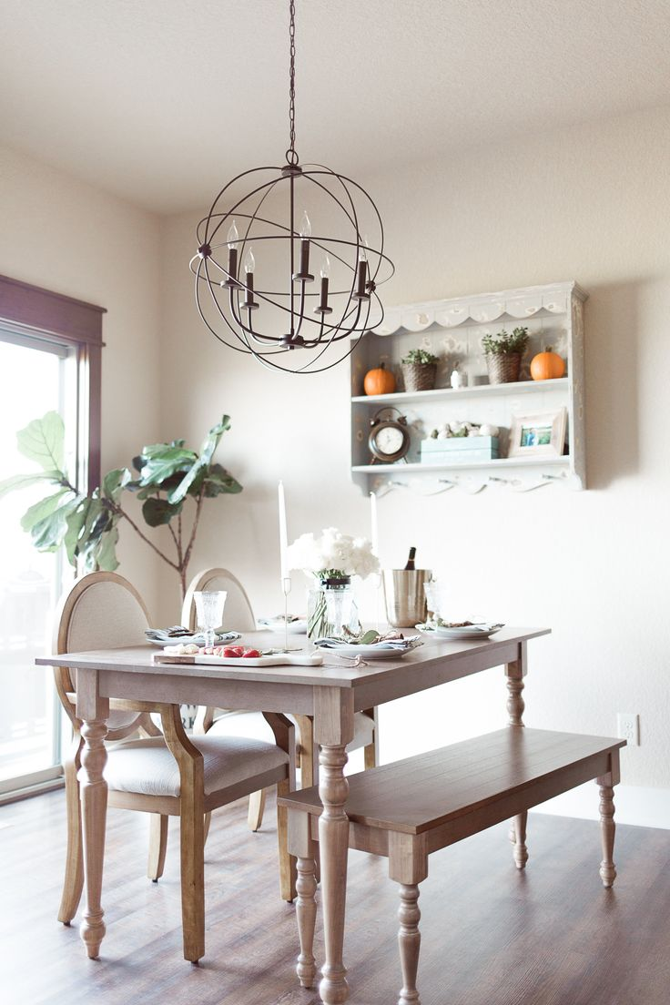 317 best Gather images on Pinterest | Dining rooms, Dining table ...