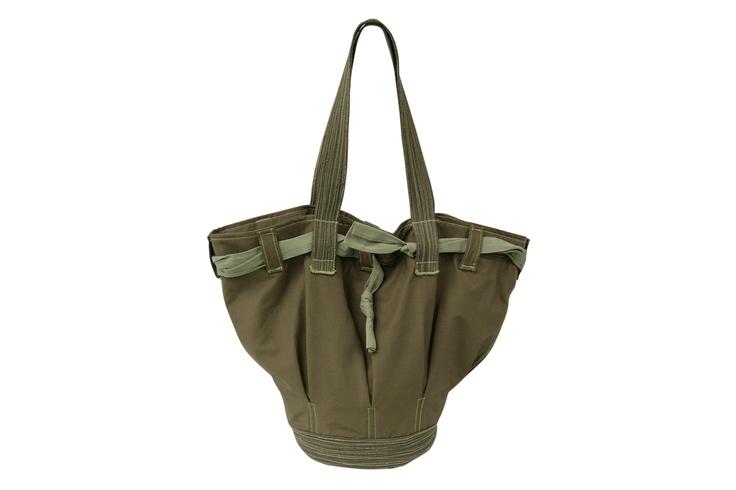 Borsa verde - bag by Carmen Marchese
